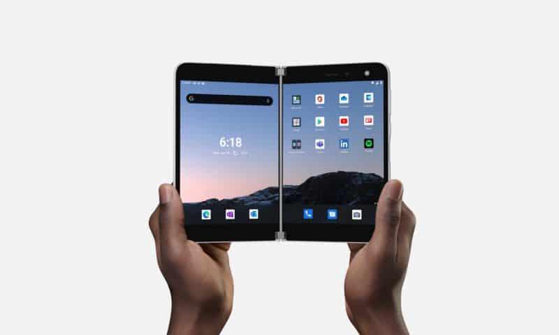 Surface Duo chính thức cho đặt trước, tối đa cho hiệu quả di động
