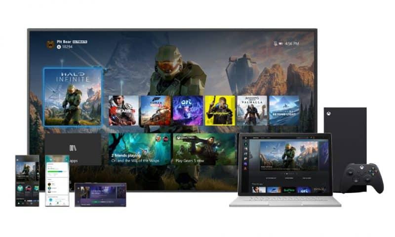 Trải nghiệm Xbox mới trên Xbox Consoles, Windows 10 PC và thiết bị di động trong 2020