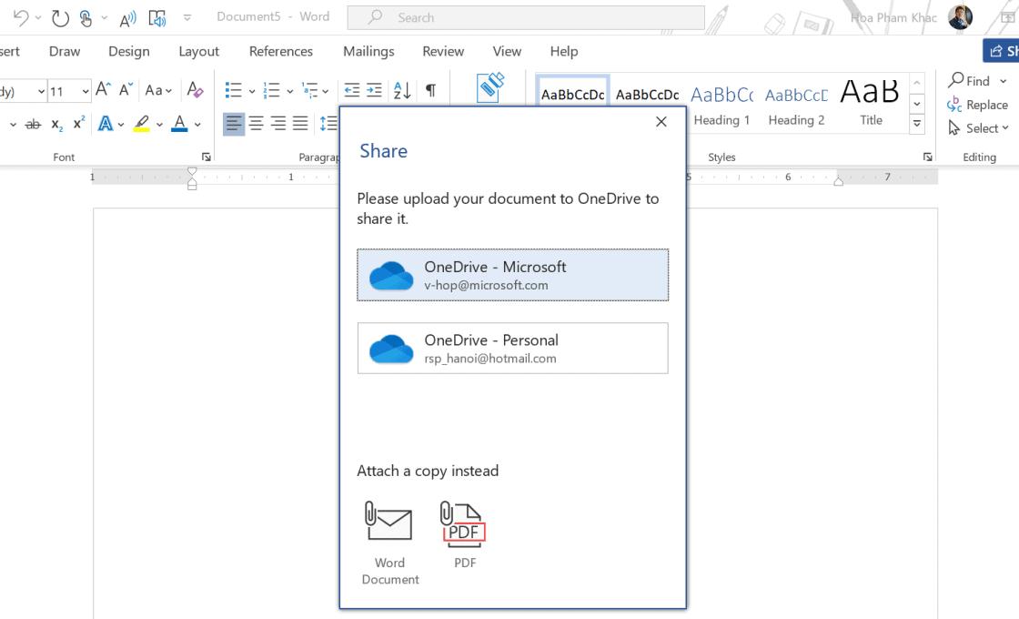 Microsoft 365 Word