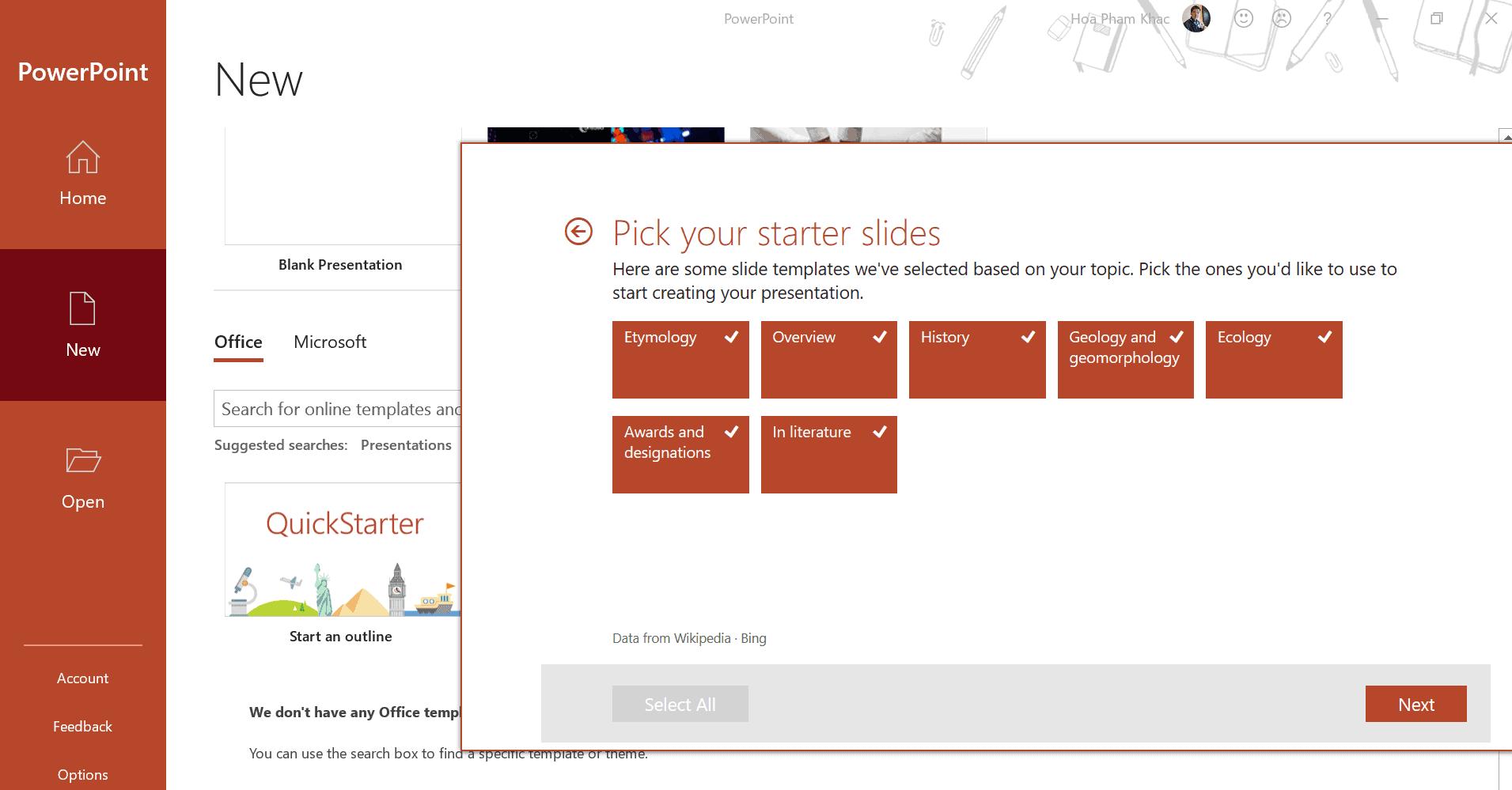 Microsoft 365 PowerPoint