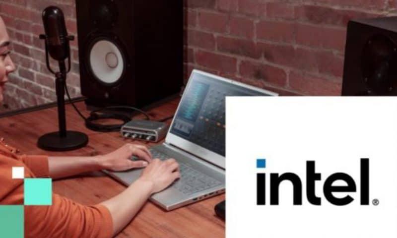 Intel công bố Logo mới và bộ vi xử lý di động Tiger Lake thế hệ thứ 11
