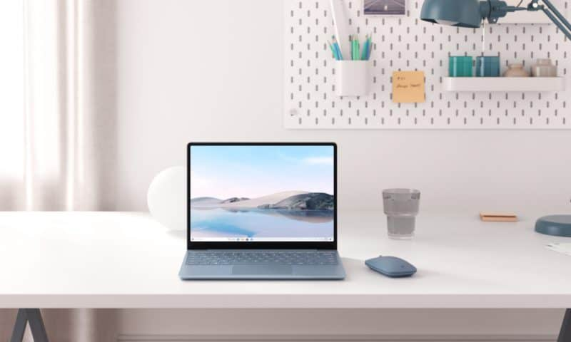 Surface Fall 2020: Surface Laptop Go mới có giá khởi điểm 549 USD