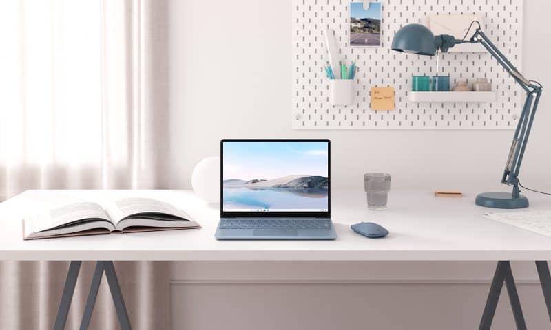 Microsoft chính thức ra mắt Surface Laptop Go, nâng cấp Surface Pro X , cùng nhiều phụ kiện mới
