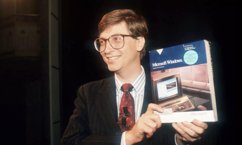 35 năm lịch sử Windows: từ 1.0 đến 10.