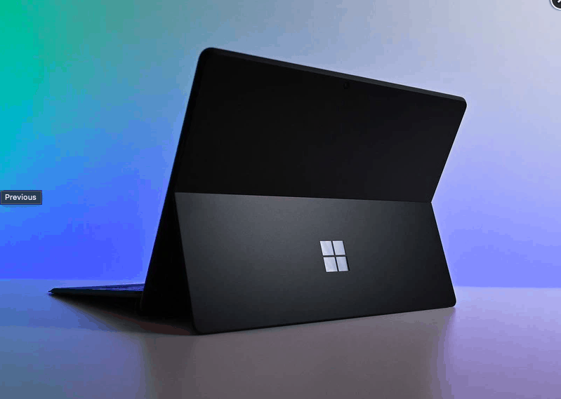 Microsoft nộp bằng sáng chế SurfacePro.