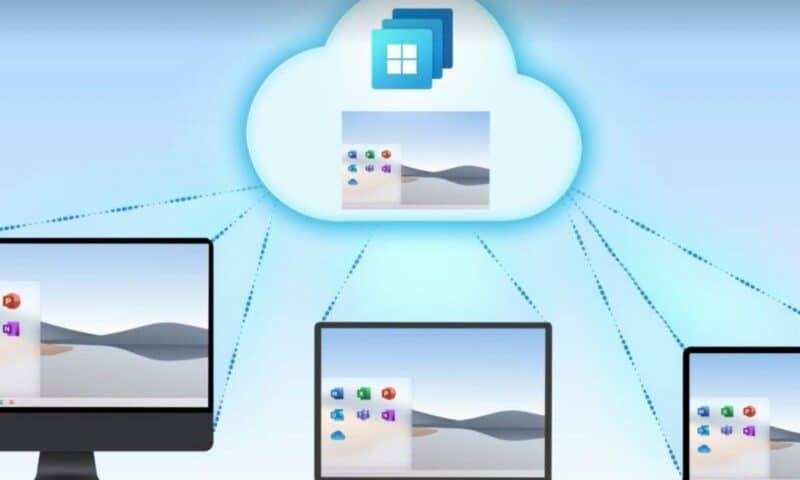 Microsoft giới thiệu Windows 365 Cloud PC cung cấp Windows 10, 11 như dịch vụ đám mây