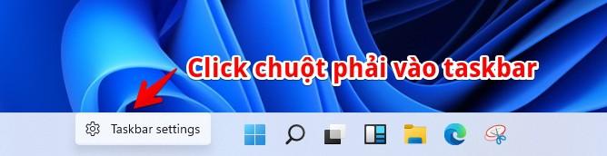Windows11: Chuyển Start Menu sang trái?