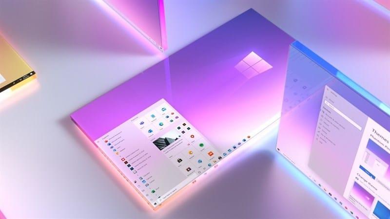Bộ Album hình nền Windows 11.